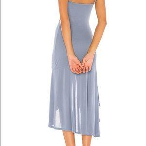 Lovers and friends Aniyah Midi Dress